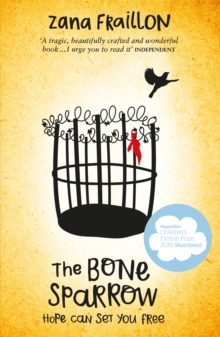 Image for The bone sparrow