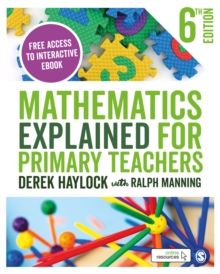 Mathematics explained for primary teachers - Haylock, Derek