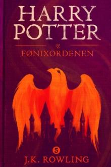 Harry Potter og Fonixordenen