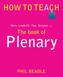 The book of plenary  : here endeth the lesson - Beadle, Phil