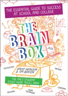 The brain box  : the essential guide to success at school and college - Hodgson, David