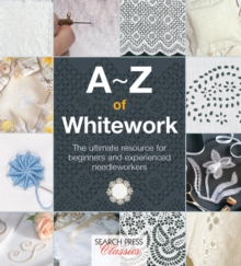 Image for A-Z of whitework
