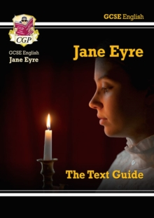 Image for Jane Eyre by Charlotte Brontèe  : the text guide