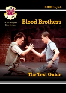 Image for Blood brothers by Willy Russell: The text guide