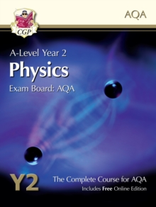 A-level year 2 physics  : the complete course for AQA