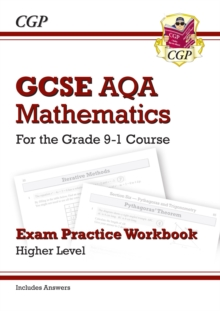 GCSE AQA mathematics  : for the grade 9-1 courseHigher level,: Exam practice workbook