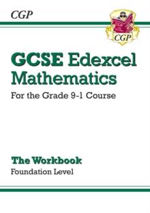 New GCSE Maths Edexcel Workbook: Foundation - For the Grade 9-1Course