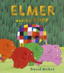 Elmer and the race - McKee, David