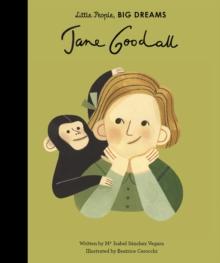 Jane Goodall - Sanchez Vegara, Isabel