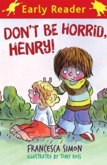 Image for Don't be horrid, Henry!
