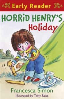 Image for Horrid Henry's holiday