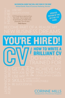CV  : how to write a brilliant CV
