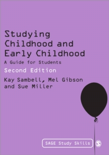 Studying childhood and early childhood  : a guide for students