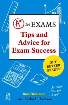 A* [enclosed in circle] in exams  : tips and advice for exam success