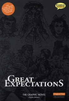 Image for Great expectations  : the graphic novel