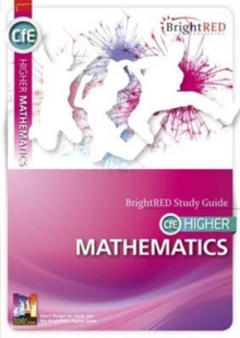 CfE higher mathematics