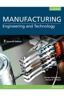 Image for Manufacturing engineering and technology