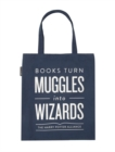 Image for Books Muggles Wizard Tote-1062