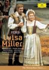 Image for Luisa Miller: Metropolitan Opera (Levine)