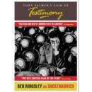 Image for Testimony - The Story of Shostakovich