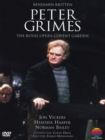 Image for Peter Grimes: The Royal Opera Covent Garden (Davis)