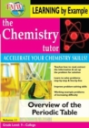Image for The Chemistry Tutor: Volume 11 - Overview of the Periodic Table