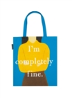 Image for Eleanor Oliphant is Completely Fine Tote Bag