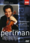 Image for Brahms/Beethoven: Violin Concertos - Live from the Schauspielhaus