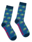 Image for Hitchhikers Guide Glxy Socks 101204Lrg