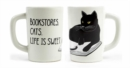 Image for Bookstore Cats Mugs-1009