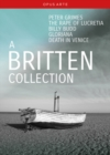 Image for A   Britten Collection