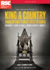 Image for King & Country - Shakespeare's Great Cycle of Kings