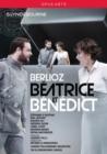 Image for Béatrice Et Bénédict: Glyndebourne 2016 (Manacorda)