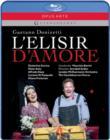 Image for L'elisir D'amore: Glyndebourne (Benini)