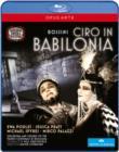 Image for Ciro in Babilonia: Rossini Opera Festival (Crutchfield)