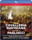 Image for Cavalleria Rusticana/Pagliacci: The Royal Opera (Pappano)