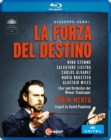 Image for La Forza Del Destino: Wiener Staatsoper (Mehta)