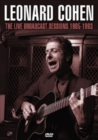 Image for Leonard Cohen: The Live Broadcast Sessions 1985-1993
