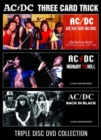Image for AC/DC: Three Card Trick