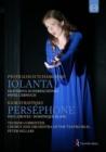 Image for Iolanta/Persephone: Teatro Real