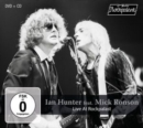 Image for Ian Hunter and Mick Ronson: Live at Rockpalast