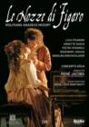 Image for Le Nozze Di Figaro: Concerto Köln (Jacobs)