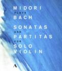 Image for Midori Plays Bach Sonatas and Partitas for Solo Violin