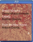 Image for From the New World: Gewandhausorchester (Nelsons)
