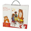 Image for 4175 Tiger 24pc Floor Puzzle