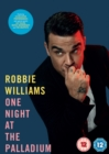 Image for Robbie Williams: One Night at the Palladium