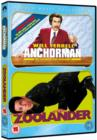 Image for Anchorman - The Legend of Ron Burgundy/Zoolander