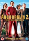 Image for Anchorman 2 - The Legend Continues