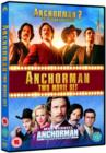 Image for Anchorman/Anchorman 2