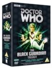 Image for Doctor Who: The Black Guardian Trilogy